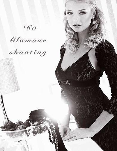 '60 Glamour Shooting